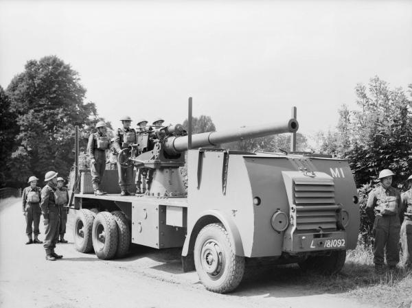 Mobile Anti-Tank Gun
